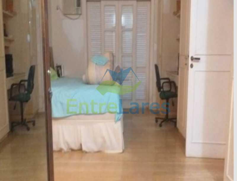 D1 - Jardim Guanabara 5 quartos, todos suítes, varandas Vista mar, 4 vagas - ILCA50045 - 12