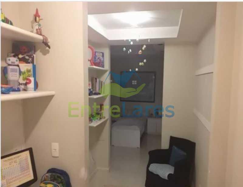 E1 - Jardim Guanabara 5 quartos, todos suítes, varandas Vista mar, 4 vagas - ILCA50045 - 15