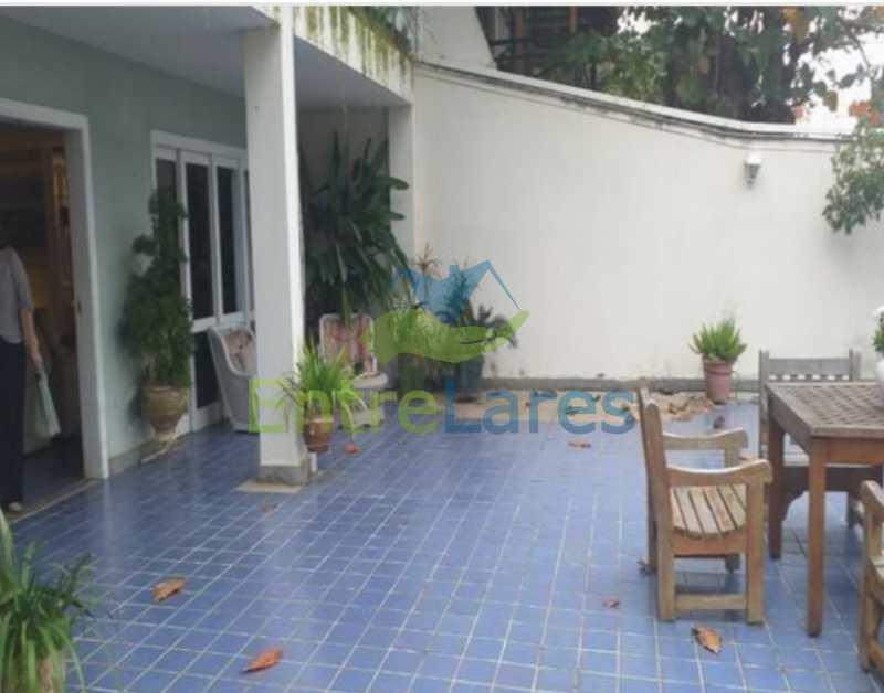 G6 - Jardim Guanabara 5 quartos, todos suítes, varandas Vista mar, 4 vagas - ILCA50045 - 22