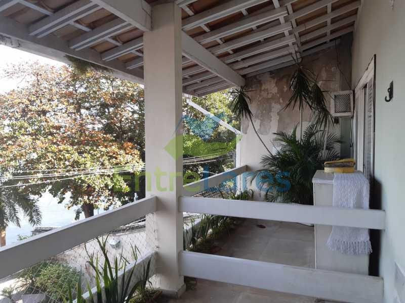G10 - Jardim Guanabara 5 quartos, todos suítes, varandas Vista mar, 4 vagas - ILCA50045 - 26