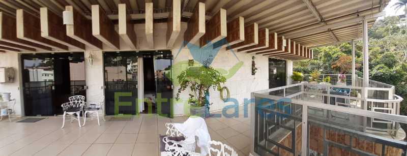 a1 - Jardim Guanabara 4 quartos sendo 1 suíte master e 2 canadenses, vista panorâmica, varandas, terraço, 4 vagas - ILCO40010 - 1