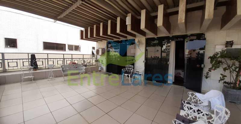 A2 - Jardim Guanabara 4 quartos sendo 1 suíte master e 2 canadenses, vista panorâmica, varandas, terraço, 4 vagas - ILCO40010 - 3