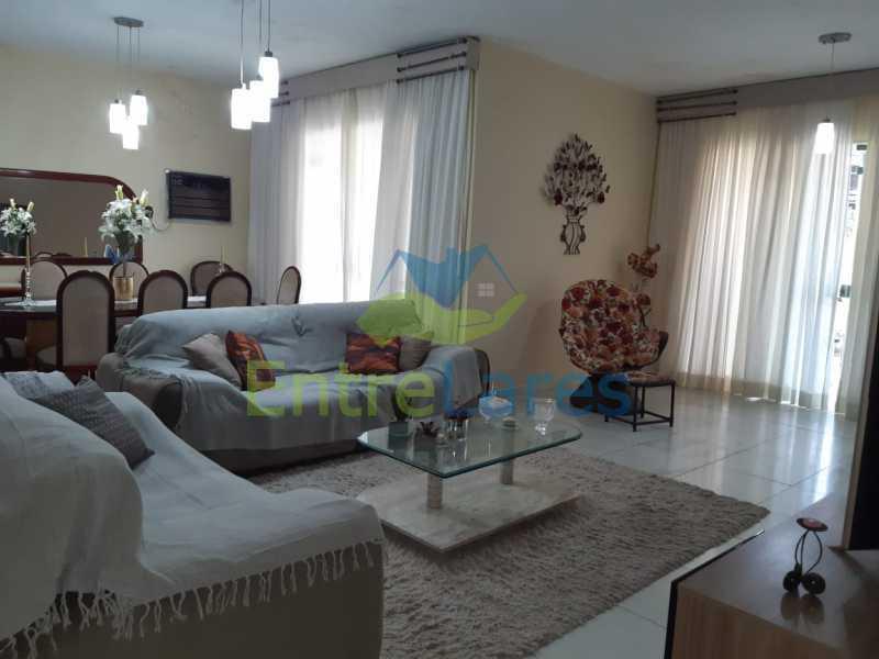 A3 - Jardim Guanabara 4 quartos sendo 1 suíte master e 2 canadenses, vista panorâmica, varandas, terraço, 4 vagas - ILCO40010 - 4
