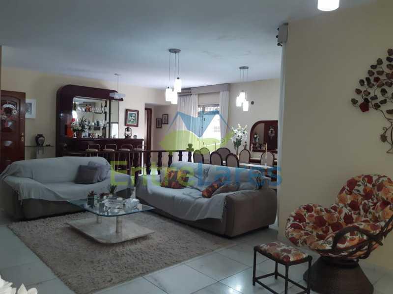 A5 - Jardim Guanabara 4 quartos sendo 1 suíte master e 2 canadenses, vista panorâmica, varandas, terraço, 4 vagas - ILCO40010 - 6