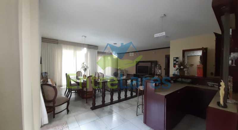 A8 - Jardim Guanabara 4 quartos sendo 1 suíte master e 2 canadenses, vista panorâmica, varandas, terraço, 4 vagas - ILCO40010 - 9