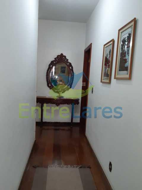A9 - Jardim Guanabara 4 quartos sendo 1 suíte master e 2 canadenses, vista panorâmica, varandas, terraço, 4 vagas - ILCO40010 - 10