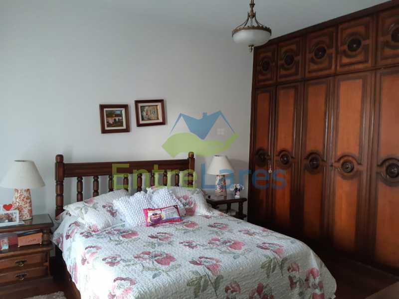B1 - Jardim Guanabara 4 quartos sendo 1 suíte master e 2 canadenses, vista panorâmica, varandas, terraço, 4 vagas - ILCO40010 - 11