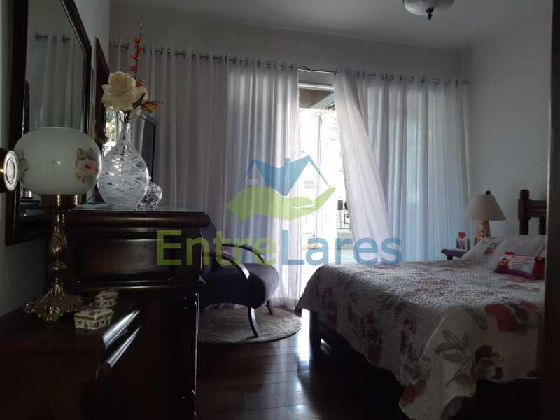 B2 - Jardim Guanabara 4 quartos sendo 1 suíte master e 2 canadenses, vista panorâmica, varandas, terraço, 4 vagas - ILCO40010 - 12