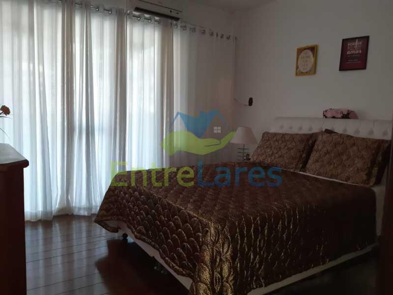 C1 - Jardim Guanabara 4 quartos sendo 1 suíte master e 2 canadenses, vista panorâmica, varandas, terraço, 4 vagas - ILCO40010 - 14