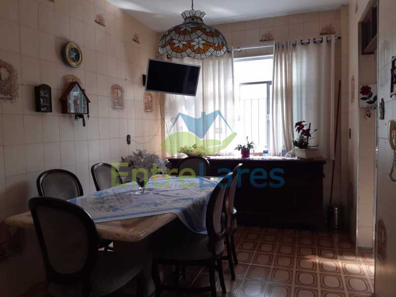 E1 - Jardim Guanabara 4 quartos sendo 1 suíte master e 2 canadenses, vista panorâmica, varandas, terraço, 4 vagas - ILCO40010 - 18