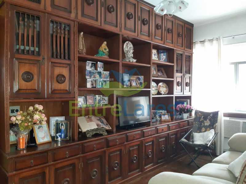 G2 - Jardim Guanabara 4 quartos sendo 1 suíte master e 2 canadenses, vista panorâmica, varandas, terraço, 4 vagas - ILCO40010 - 22