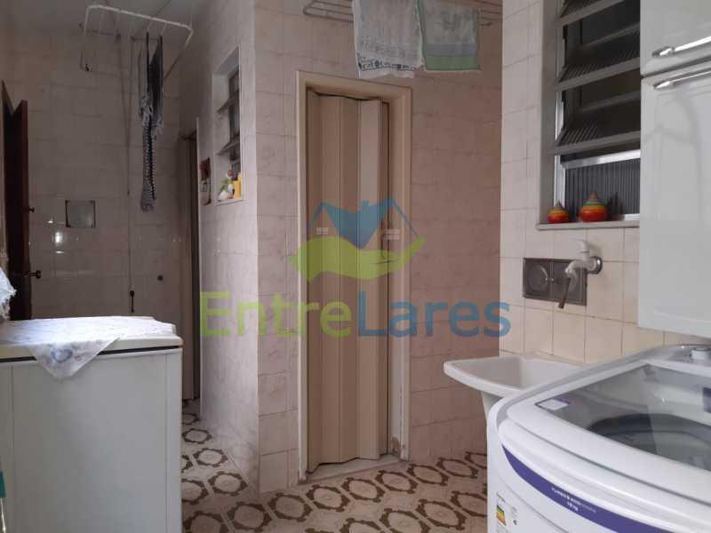 H - Jardim Guanabara 4 quartos sendo 1 suíte master e 2 canadenses, vista panorâmica, varandas, terraço, 4 vagas - ILCO40010 - 23