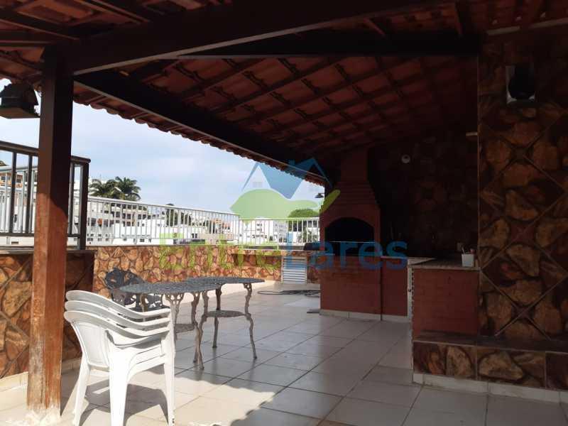 H3 - Jardim Guanabara 4 quartos sendo 1 suíte master e 2 canadenses, vista panorâmica, varandas, terraço, 4 vagas - ILCO40010 - 26