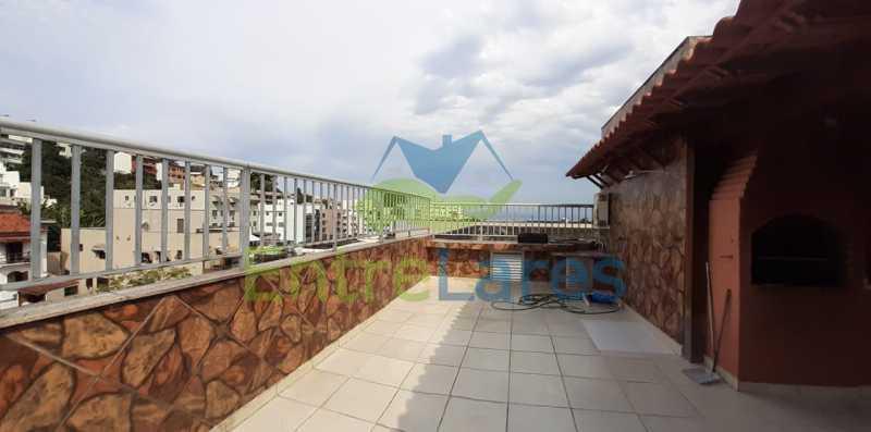 H4 - Jardim Guanabara 4 quartos sendo 1 suíte master e 2 canadenses, vista panorâmica, varandas, terraço, 4 vagas - ILCO40010 - 27