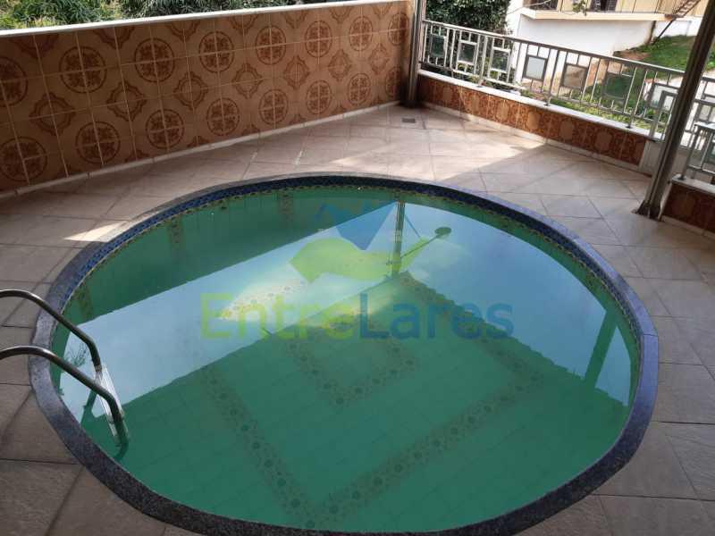 H6 - Jardim Guanabara 4 quartos sendo 1 suíte master e 2 canadenses, vista panorâmica, varandas, terraço, 4 vagas - ILCO40010 - 29