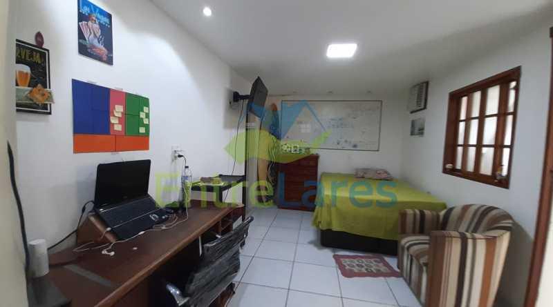 C1 - Casa no Tauá 3 quartos sendo 2 suítes, varandão, terraço, área gourmet churrasqueira, 4 vagas. Rua Eutíquio Soledade - ILCA30127 - 10