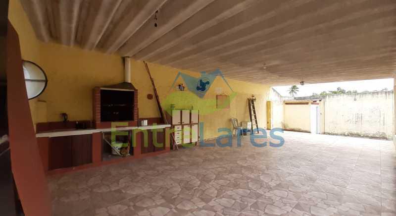 G4 - Casa no Tauá 3 quartos sendo 2 suítes, varandão, terraço, área gourmet churrasqueira, 4 vagas. Rua Eutíquio Soledade - ILCA30127 - 25