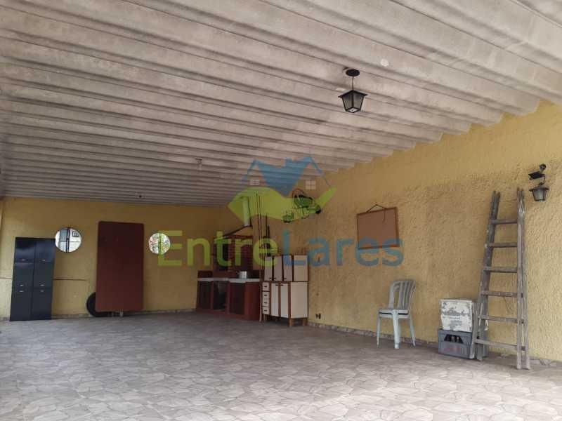 G6 - Casa no Tauá 3 quartos sendo 2 suítes, varandão, terraço, área gourmet churrasqueira, 4 vagas. Rua Eutíquio Soledade - ILCA30127 - 27