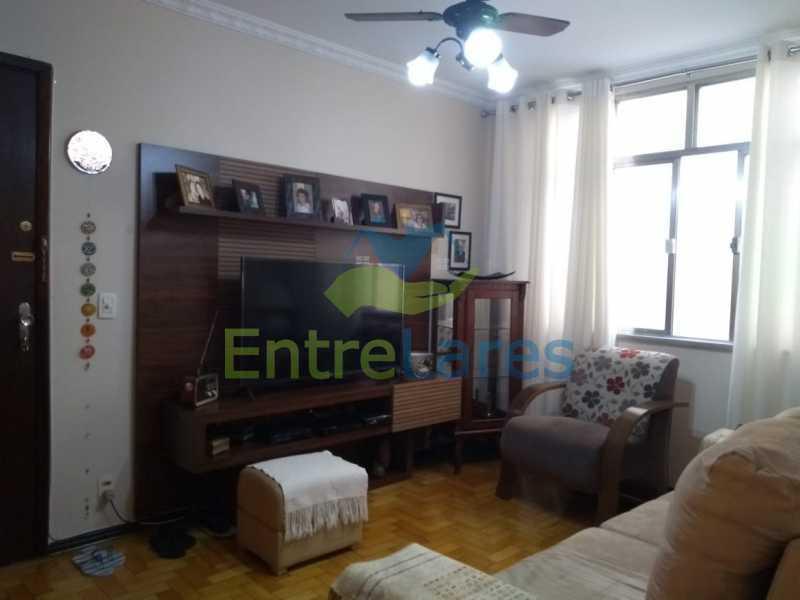 A1 - Apartamento no Moneró 2 quartos sendo 1 suíte, cozinha planejada, dependência revertida para escritório planejado, 1 vaga de garagem. Estrada Governador Chagas Freitas - ILAP20511 - 1