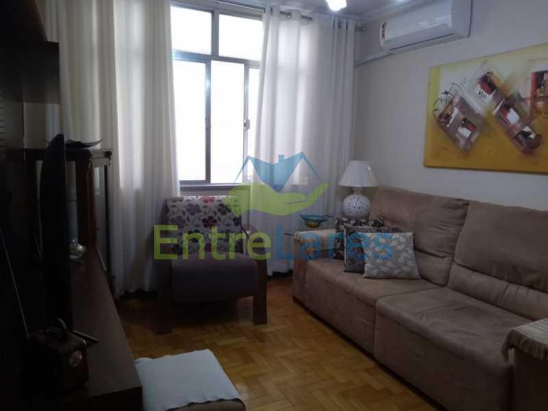 A2 - Apartamento no Moneró 2 quartos sendo 1 suíte, cozinha planejada, dependência revertida para escritório planejado, 1 vaga de garagem. Estrada Governador Chagas Freitas - ILAP20511 - 3