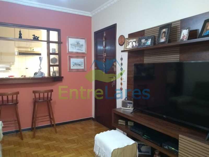 A3 - Apartamento no Moneró 2 quartos sendo 1 suíte, cozinha planejada, dependência revertida para escritório planejado, 1 vaga de garagem. Estrada Governador Chagas Freitas - ILAP20511 - 4