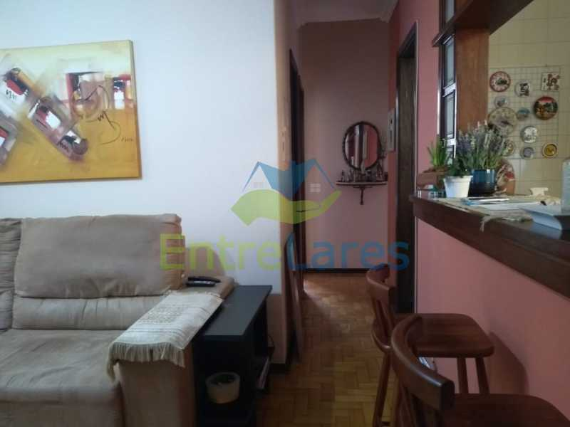 A4 - Apartamento no Moneró 2 quartos sendo 1 suíte, cozinha planejada, dependência revertida para escritório planejado, 1 vaga de garagem. Estrada Governador Chagas Freitas - ILAP20511 - 5
