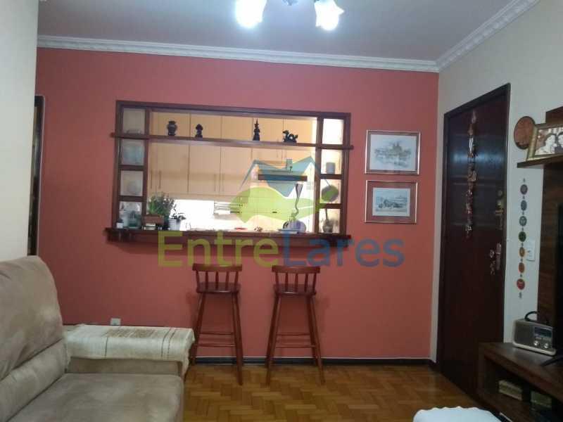 A5 - Apartamento no Moneró 2 quartos sendo 1 suíte, cozinha planejada, dependência revertida para escritório planejado, 1 vaga de garagem. Estrada Governador Chagas Freitas - ILAP20511 - 6