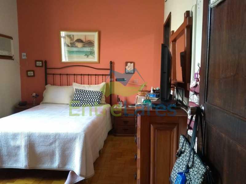 B2 - Apartamento no Moneró 2 quartos sendo 1 suíte, cozinha planejada, dependência revertida para escritório planejado, 1 vaga de garagem. Estrada Governador Chagas Freitas - ILAP20511 - 8