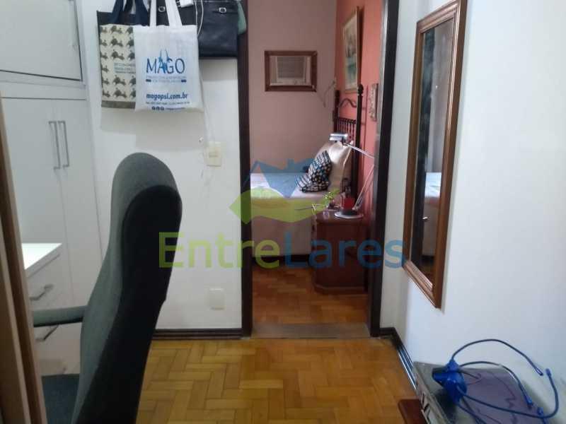 B6 - Apartamento no Moneró 2 quartos sendo 1 suíte, cozinha planejada, dependência revertida para escritório planejado, 1 vaga de garagem. Estrada Governador Chagas Freitas - ILAP20511 - 12