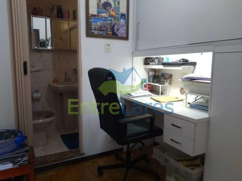 B7 - Apartamento no Moneró 2 quartos sendo 1 suíte, cozinha planejada, dependência revertida para escritório planejado, 1 vaga de garagem. Estrada Governador Chagas Freitas - ILAP20511 - 13
