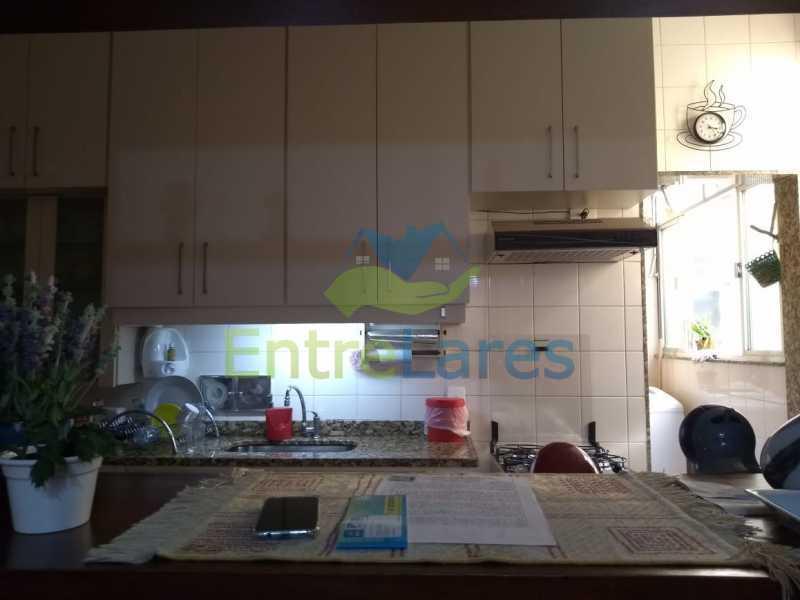 E5 - Apartamento no Moneró 2 quartos sendo 1 suíte, cozinha planejada, dependência revertida para escritório planejado, 1 vaga de garagem. Estrada Governador Chagas Freitas - ILAP20511 - 25