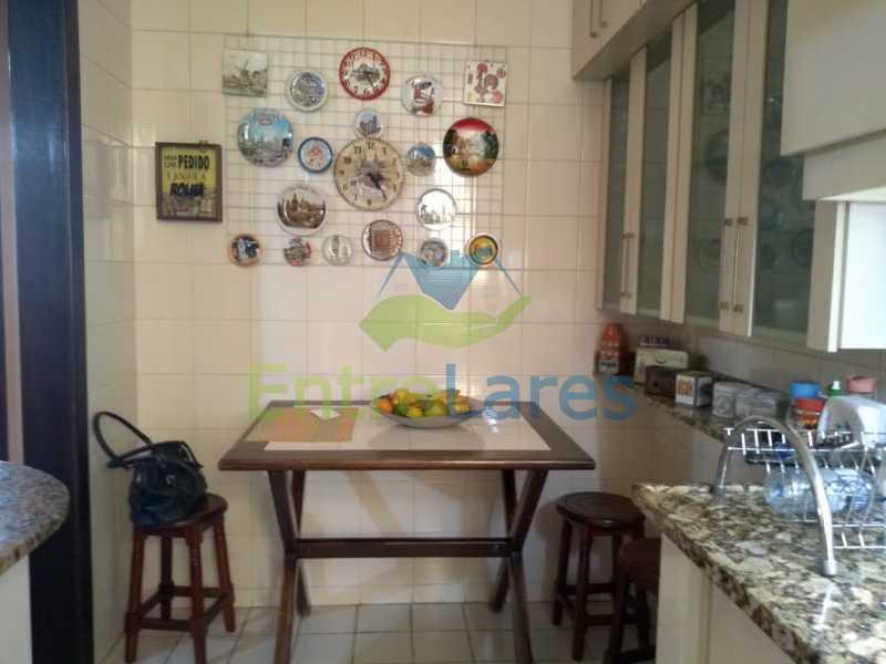 E6 - Apartamento no Moneró 2 quartos sendo 1 suíte, cozinha planejada, dependência revertida para escritório planejado, 1 vaga de garagem. Estrada Governador Chagas Freitas - ILAP20511 - 26