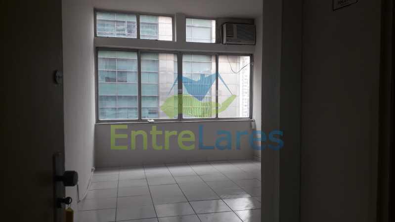 a9 - Sala comercial no Centro, sala ampla, banheiro. Avenida Passos - ILSL00016 - 8