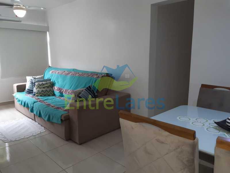 a2 - Apartamento no Moneró 2 quartos planejados, cozinha planejada, 1 vaga de garagem. Condomínio da Marinha - ILAP20512 - 3