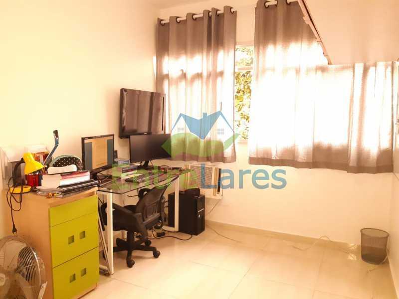 C4 - Apartamento no Moneró 2 quartos planejados, cozinha planejada, 1 vaga de garagem. Condomínio da Marinha - ILAP20512 - 11