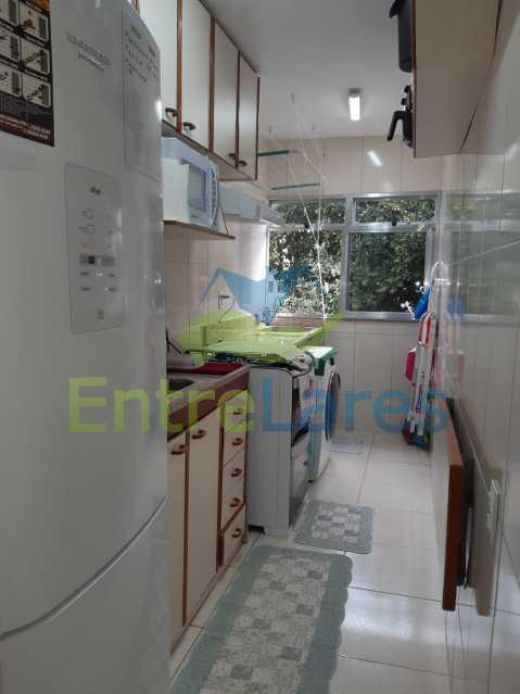 D1 - Apartamento no Moneró 2 quartos planejados, cozinha planejada, 1 vaga de garagem. Condomínio da Marinha - ILAP20512 - 13