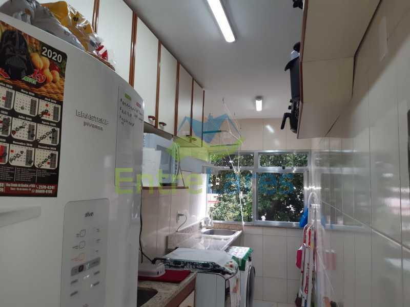 D2 - Apartamento no Moneró 2 quartos planejados, cozinha planejada, 1 vaga de garagem. Condomínio da Marinha - ILAP20512 - 14