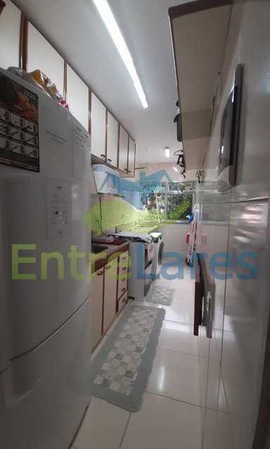 D4 - Apartamento no Moneró 2 quartos planejados, cozinha planejada, 1 vaga de garagem. Condomínio da Marinha - ILAP20512 - 16