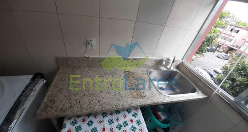 F3 - Apartamento no Moneró 2 quartos planejados, cozinha planejada, 1 vaga de garagem. Condomínio da Marinha - ILAP20512 - 23