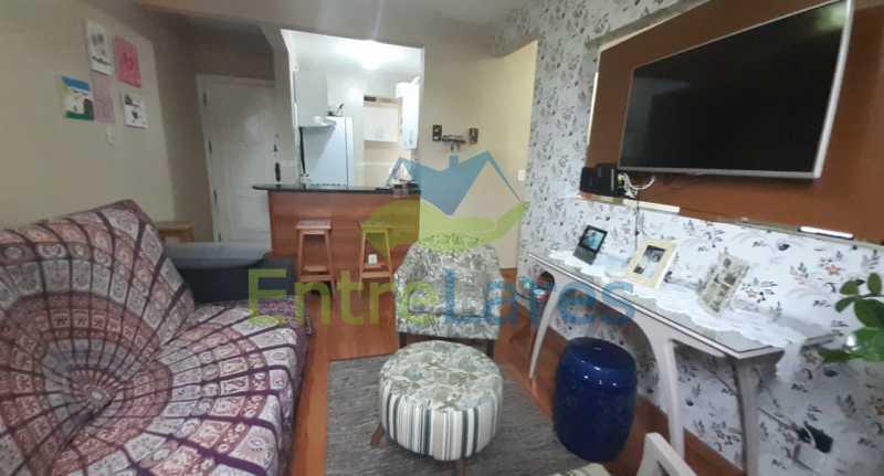 A2 - Apartamento na Portuguesa 4 quartos sendo 2 planejados e 1 revertido para escritório, cozinha planejada, 1 vaga de garagem. Condomínio Santos Dumont - ILAP40060 - 3