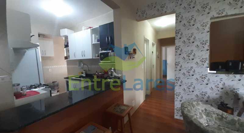 A4 - Apartamento na Portuguesa 4 quartos sendo 2 planejados e 1 revertido para escritório, cozinha planejada, 1 vaga de garagem. Condomínio Santos Dumont - ILAP40060 - 5