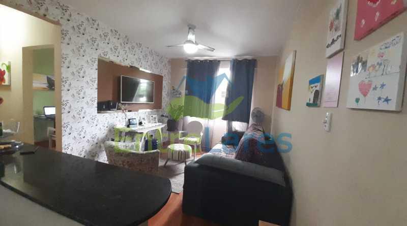 A5 - Apartamento na Portuguesa 4 quartos sendo 2 planejados e 1 revertido para escritório, cozinha planejada, 1 vaga de garagem. Condomínio Santos Dumont - ILAP40060 - 6