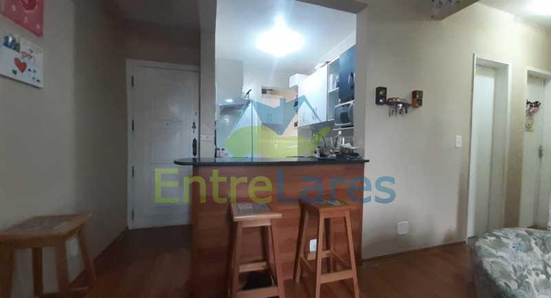 A6 - Apartamento na Portuguesa 4 quartos sendo 2 planejados e 1 revertido para escritório, cozinha planejada, 1 vaga de garagem. Condomínio Santos Dumont - ILAP40060 - 7