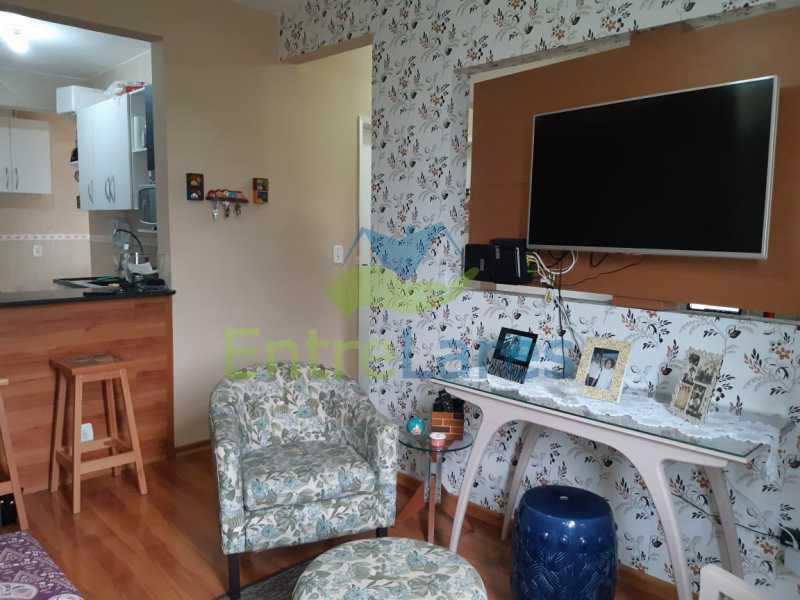A7 - Apartamento na Portuguesa 4 quartos sendo 2 planejados e 1 revertido para escritório, cozinha planejada, 1 vaga de garagem. Condomínio Santos Dumont - ILAP40060 - 8