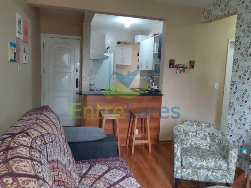 A8 - Apartamento na Portuguesa 4 quartos sendo 2 planejados e 1 revertido para escritório, cozinha planejada, 1 vaga de garagem. Condomínio Santos Dumont - ILAP40060 - 9
