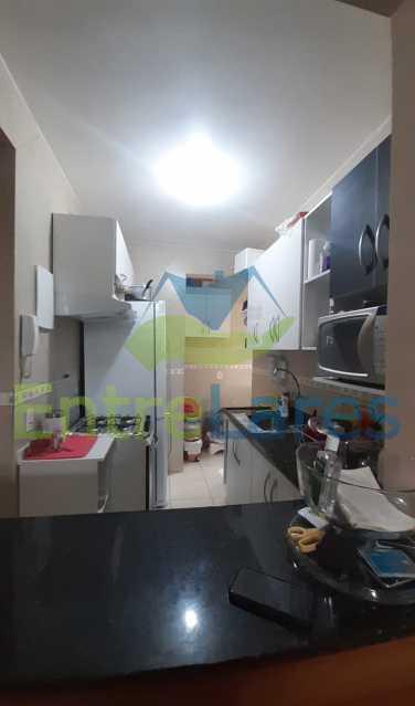 A9 - Apartamento na Portuguesa 4 quartos sendo 2 planejados e 1 revertido para escritório, cozinha planejada, 1 vaga de garagem. Condomínio Santos Dumont - ILAP40060 - 10