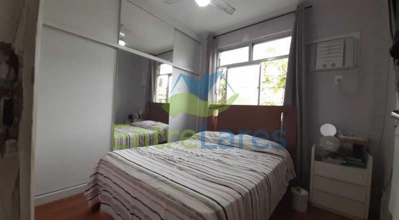 B1 - Apartamento na Portuguesa 4 quartos sendo 2 planejados e 1 revertido para escritório, cozinha planejada, 1 vaga de garagem. Condomínio Santos Dumont - ILAP40060 - 12