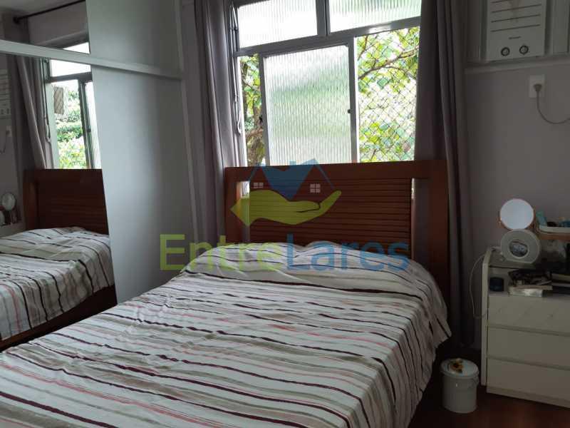 B2 - Apartamento na Portuguesa 4 quartos sendo 2 planejados e 1 revertido para escritório, cozinha planejada, 1 vaga de garagem. Condomínio Santos Dumont - ILAP40060 - 13