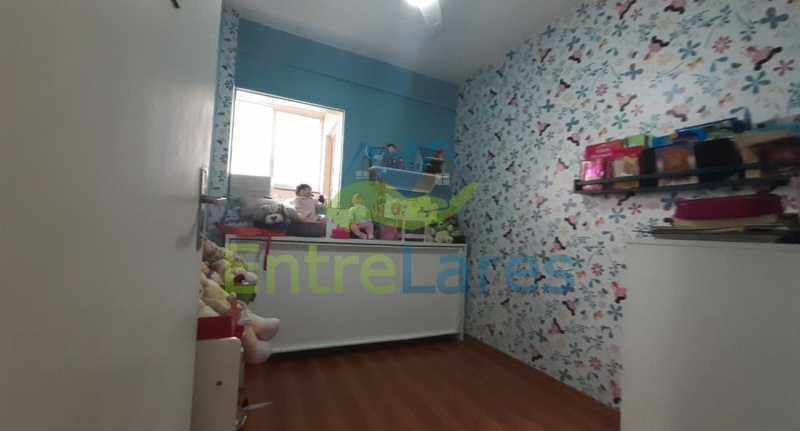 C1 - Apartamento na Portuguesa 4 quartos sendo 2 planejados e 1 revertido para escritório, cozinha planejada, 1 vaga de garagem. Condomínio Santos Dumont - ILAP40060 - 14