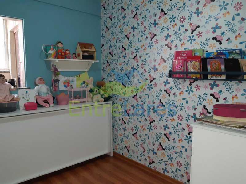 C2 - Apartamento na Portuguesa 4 quartos sendo 2 planejados e 1 revertido para escritório, cozinha planejada, 1 vaga de garagem. Condomínio Santos Dumont - ILAP40060 - 15
